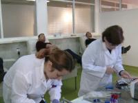Criză de sânge în România. Zeci de pompieri s-au mobilizat pentru a dona