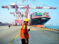 Transportul maritim global, afectat grav de epidemia de coronavirus din China