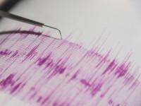 Cutremur cu magnitudinea 4,3, produs în Vrancea