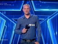"""Finala """"Românii au talent"""" a fost câștigată de Radu Palaniță. Prima sa reacție"""
