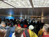 Cum vom circula cu metroul după 15 mai. Ministrul Transporturilor vrea distanță de un metru între călători