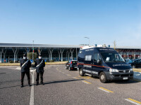 Guvernul italian interzice, prin decret, accesul şi părăsirea a 11 localităţi din cauza coronavirusului