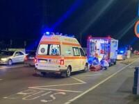 Alertă în Buzău. O femeie abia venită din Italia a fost preluată de ambulanță