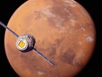 Descoperire uluitoare. Extratereștrii s-ar ascunde în tuneluri subterane de pe Marte