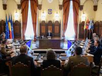 Klaus Iohannis, după ședința CSAT: România are o nouă strategie de apărare