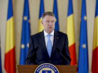 Mesajul preşedintelui Iohannis de Ziua Justiţiei.
