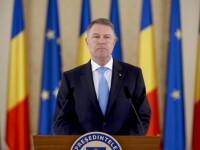 """Iohannis: """"Am decis să decretez stare de urgenţă la începutul săptămânii viitoare"""""""
