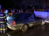 Fost șef în poliție s-a urcat băut la volan și a provocat un accident. Ce alcoolemie avea