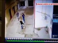 Un administrator de bloc din Siret, bătut cu geanta de o datornică