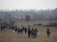 """Turcia deschide """"porțile"""" refugiaților sirieni către Europa. Grecia și-a dublat patrulele, Bulgaria sporește controalele"""