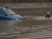 Germania, afectată serios de inundații în trei mari regiuni. Care este cauza fenomenelor extreme