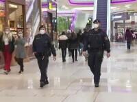 Hotărârea de Guvern care reglementează accesul în mall-uri şi instituţii publice, publicată în Monitorul Oficial