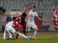 Dinamo a învins FCSB cu scorul de 1-0 (0-0) în sferturile de finală ale Cupei României