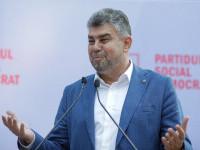 """Marcel Ciolacu anunță moțiune împotriva Ralucăi Turcan. Ministrul Muncii: """"Marele lider PSD, încet la pricepere"""""""