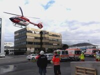 Explozie la sediul central al Lidl din Germania. Trei oameni au fost răniți