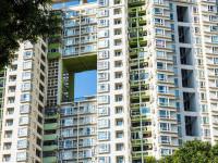"""""""Porți de acces pentru dragoni"""". Motivul neobișnuit pentru care clădirile din Hong Kong au găuri"""