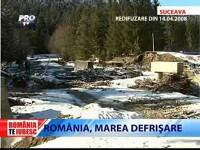 Romania, te iubesc! Marea defrisare in Suceava