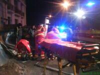 Teribilismul la volan face noi victime in Cluj si Lugoj