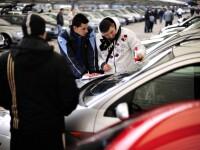 Romania, parcare pentru autoturisme de lux furate din Europa