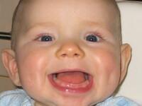 Suzeta favorizeaza otita la bebelusi