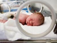 Au operat in incubator un bebelus nascut cu grave probleme cardiace!