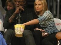 Heidi Klum isi pastreaza silueta cu popcorn