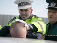 Tanar de 19 ani prins de politie in timp ce cerea taxa de protectie!