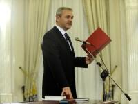 Emotii de ministru: Liviu Dragnea a uitat sa-si semneze actul de numire!