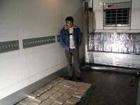 Constanta: 4 suspecti au fost retinuti dupa incredibila captura de droguri