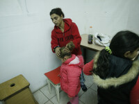 Disperare: doi copii si-au reclamat mama la politie