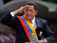 Chavez dezgroapa mortii la propriu. L-a deshumat pe Simon Bolivar