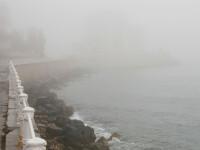 Alerta pe Marea Neagra! O furtuna violenta a maturat litoralul romanesc!