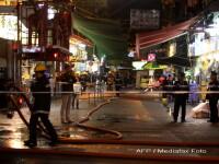 Inca 30 de persoane au fost victimele unui atac cu acid in Hong Kong