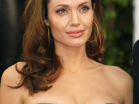 Angelina Jolie, in ajutorul refugiatilor, in Haiti