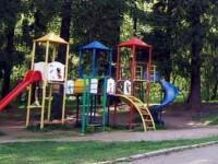 Descoperire macabra in parcul pentru copii: o femeie spanzurata de tobogan