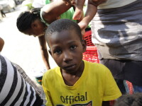 Ajuta copiii din Haiti!