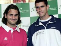 Federer MAGISTRAL, Hanescu e out de la Australian Open!