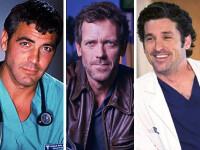 Cei mai sexy doctori din seriale! Pe