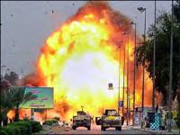 Cel putin 24 de oameni au murit in trei explozii produse la Bagdad