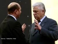 Basescu: Sunt crestin, l-am iertat pe Voronin. El una spune si alta face