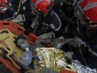 Miracol in Haiti! Scoasa de sub daramaturi la 15 zile de la cutremur