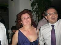 Fotografii inedite cu Traian Basescu si Emil Boc la petrecerea de Revelion