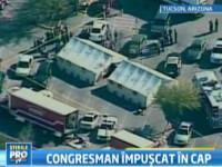Detaliile ororii din Arizona: o femeie s-a aruncat peste asasin