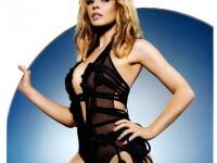 Kylie Minogue arata superb in calendarul pentru 2011! GALERIE FOTO