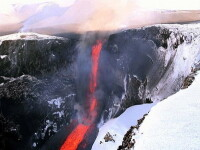 Cel mai mare vulcan: ar putea sa