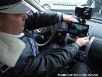 Politia a marit limita de viteza in 88 de localitati.Vezi cu cat se circula