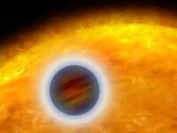 S-a descoperit cea mai fierbinte planeta din Univers: are 3.200 de grade