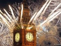 Adio, 2011, bun venit, 2012! Spectacolul de Revelion de pe diferite continente, in imagini uimitoare