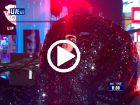 Lady Gaga a socat din nou! Vezi cum a aparut la revelionul din New York
