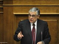 Lucas Papademos: Grecia ar putea sa aiba nevoie de inca un pachet de ajutor financiar extern